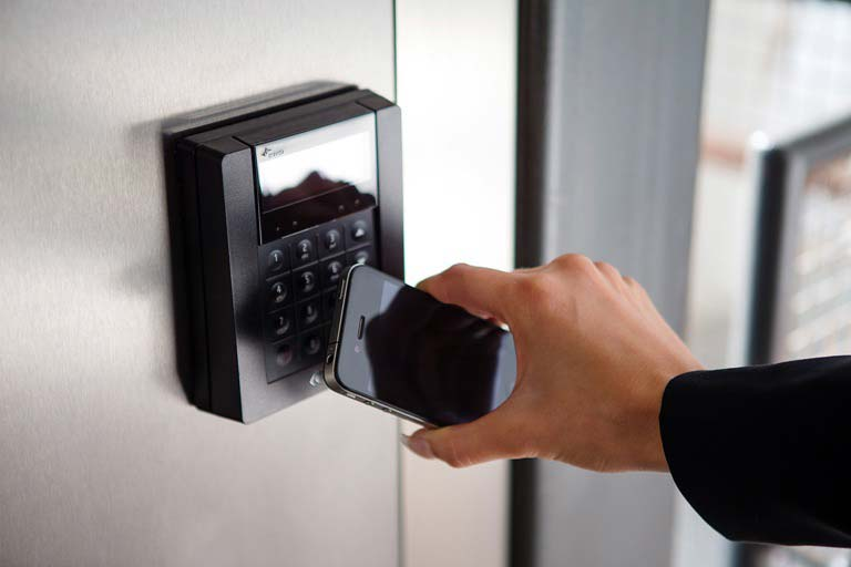 All keys Access Security System